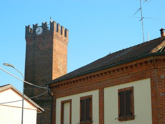 Palestro, อิตาลี: La torre