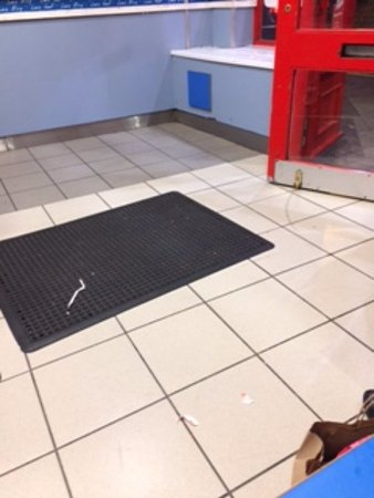 The Floor Picture Of Dixy Chicken Westmoreland Road Newcastle