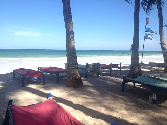 Kenyaways Beach Bed & Breakfast: Beachside