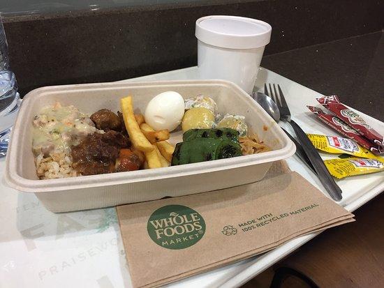 Whole Foods London Burrito
