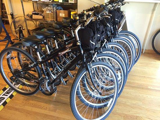 Golden Gate Bridge Bike Rentals San Francisco Ca
