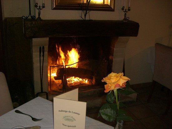 Limeray, Francja: cheminee