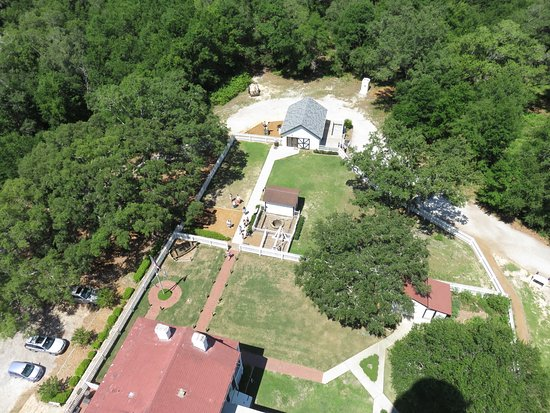 Pensacola Lighthouse and Museum: View from lighthouse