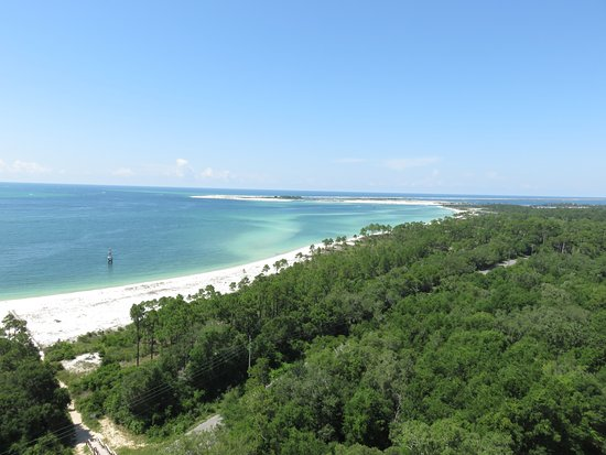 Pensacola Lighthouse and Museum: Lighthouse view