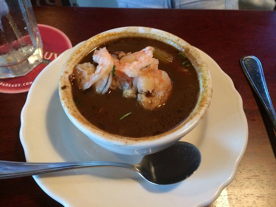 Holy Smokes And Gee Willikers We Had Seafood Gumbo Filet