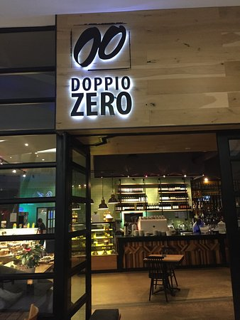 Photo of Italian Restaurant Doppio Zero Pizzeria at Cradlestone Mall - Hendrik Potgieter Rd, Krugersdorp, South Africa