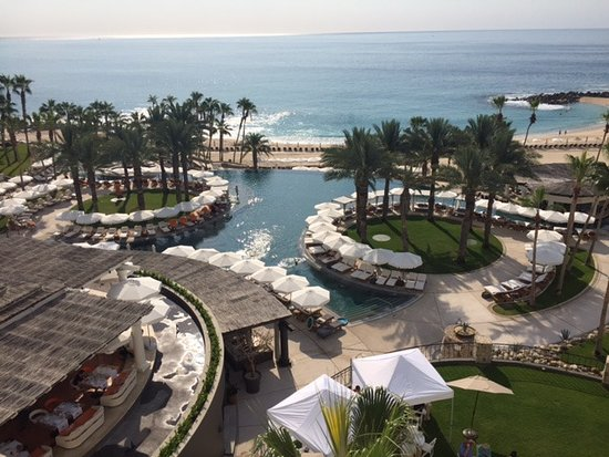 Hilton Los Cabos Beach & Golf Resort: Our view