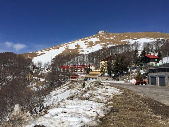 Monte Terminillo, Italien: La Piccola Baita
