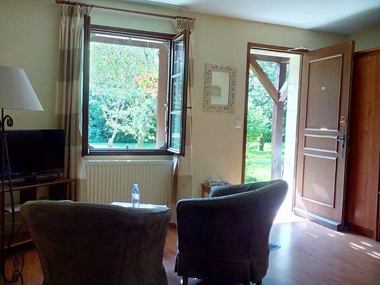 Limeray, Prancis: chambre deluxe