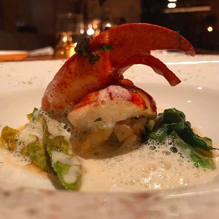 David Burke Kitchen : poached lobster #gnom