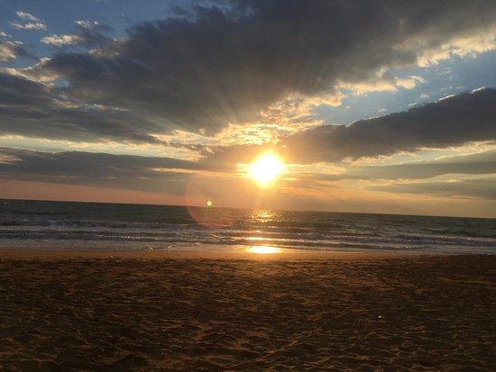 Justiniano Beach: Perfect beach and sea