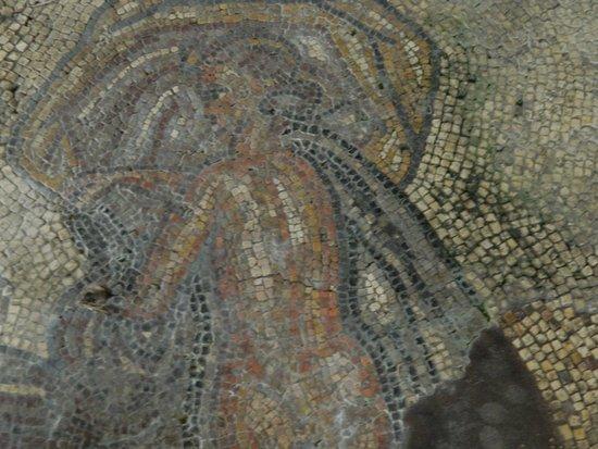Pulborough, UK: Roman mosaic