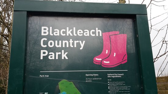 Walkden, UK: Blackleach 1