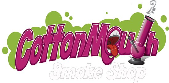 Cottonmouth Smoke Shop Logo - Picture of CottonMouth Smoke