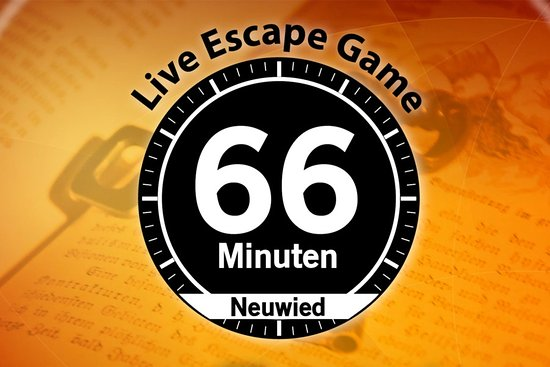66 Minuten - Live Escape Game