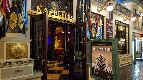 Photo of Restaurant Napoleon's Dueling Pianos at 3655 Las Vegas Blvd S, Las Vegas, NV 89109, United States