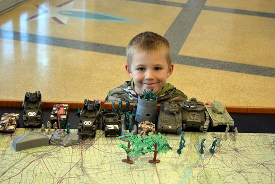 12th Armored Museum: A hands on area for little ones