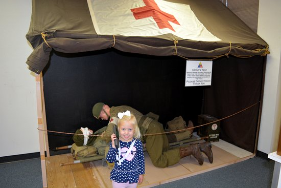12th Armored Museum: Medics