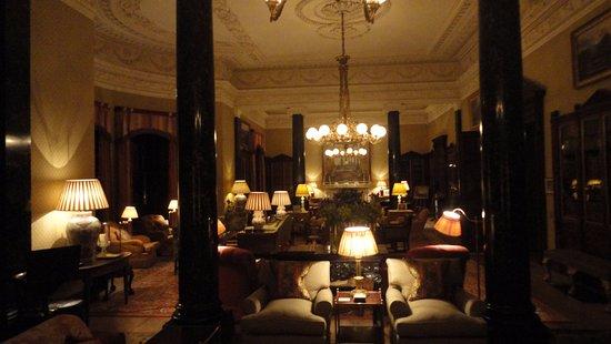 Ballyfin Demesne: library