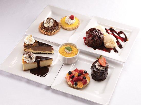 Webb's Captain's Table: Gourmet Desserts