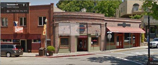 Auburn, Kaliforniya: The old gold rush era buildings