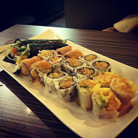 Photo of Japanese Restaurant Hockey Sushi at 1102 Centre St, Thornhill L4J 3M8, Canada