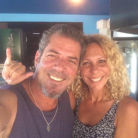 Playa Grande, Costa Rica: Yaniv and Sammy