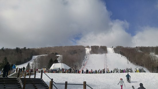Bristol Mountain Ski Resort