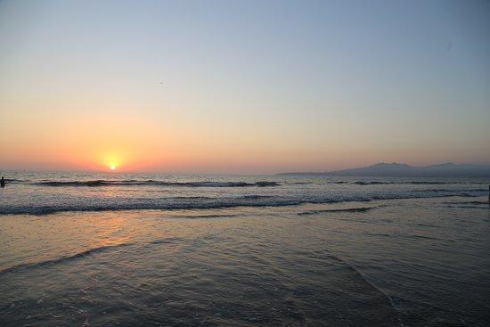 Destiladeras Beach: playa