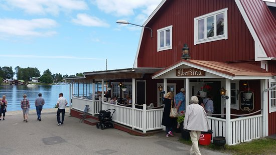 Söderhamn, Zweden: Albertina