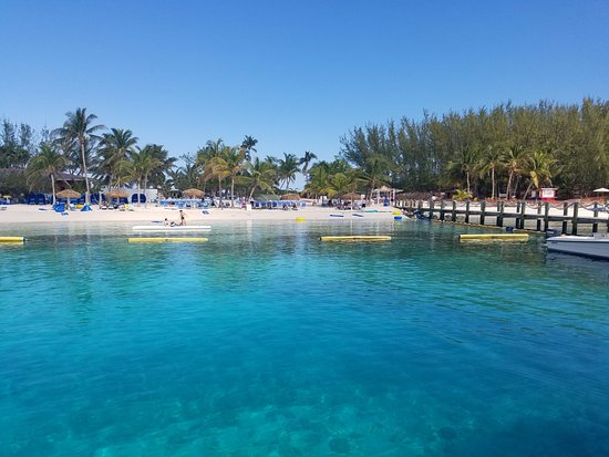 Blue Lagoon Island Bahamas Boat Dock Best Place To Go But Cant Boats