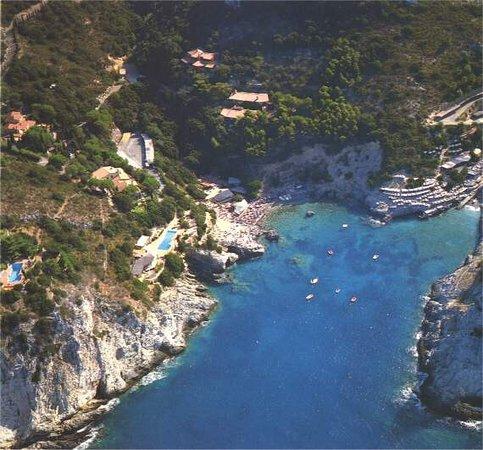 Cala Piccola, إيطاليا: Hotel Torre di Cala Piccola