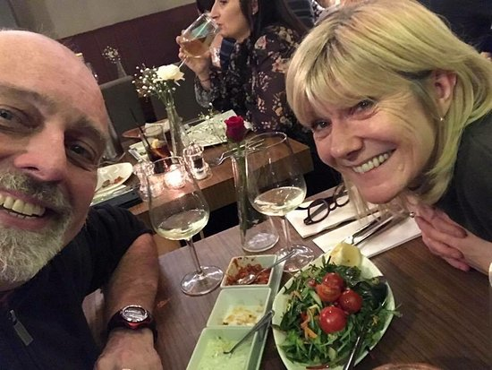 Eastcote, UK: Great evening great food