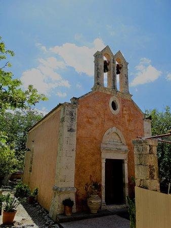 Vamos, กรีซ: Το καθολικό