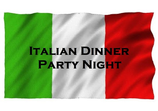 Thornton-le-Clay, UK: Join us on 27th April when Italy comes to TLC