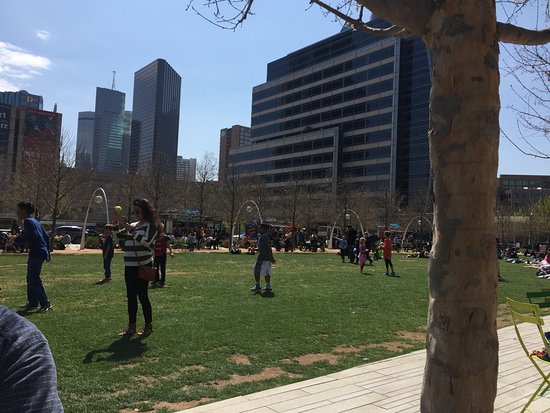 Photo of Park Klyde Warren Park at 2012 Woodall Rodgers Fwy, Dallas, TX 75201, United States