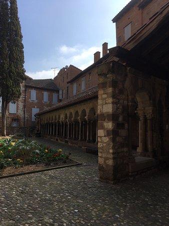 Cloitre de la Collegiale Saint Salvy: photo0.jpg