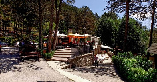 Ristorante Parco Coppo: Veduta aerea