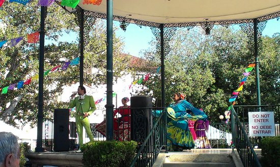 Photo of Historic Site Olvera Street at Main And Alameda Streets, Los Angeles, CA 90012, United States