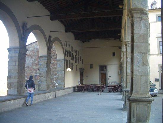 Castiglion Fiorentino, Italië: Logge del Vasari