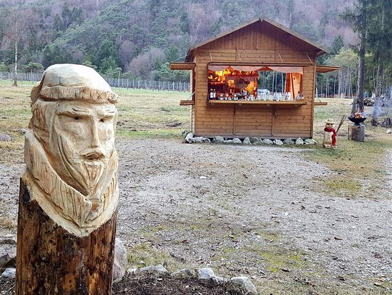 Molina di Ledro, อิตาลี: L'apertura natalizia