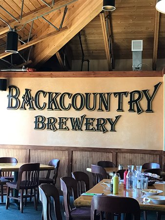 Back Country Brewery: photo0.jpg