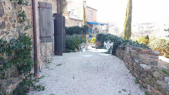 Torrita di Siena, Italy: Nosso welcome drink