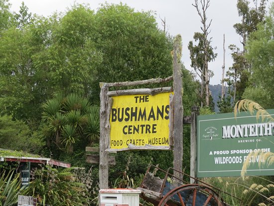 The Bushmans Centre: Bushmans Centre