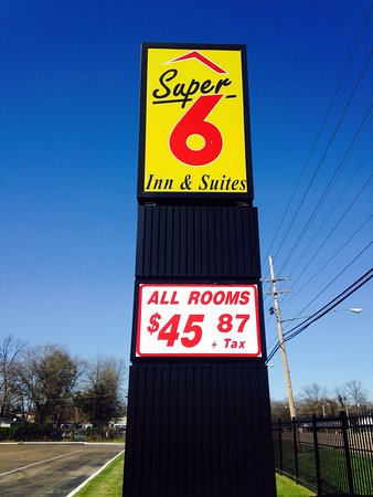 Super 6 Inn and Suites