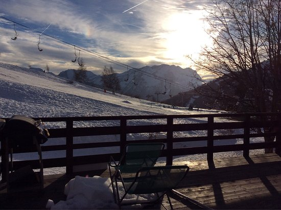 Chalet vieux logis l 39 alpe d 39 huez france voir les for Chambre d hotes alpe d huez
