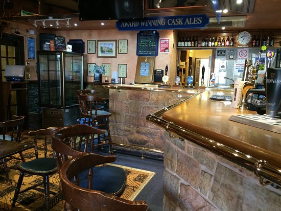 Newtonmore, UK: Bar