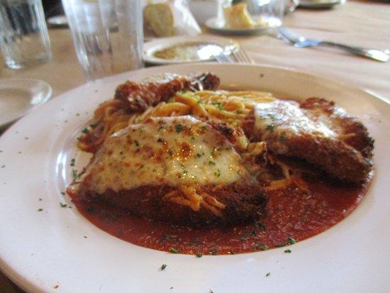 Mishawaka, Ιντιάνα: chicken parm