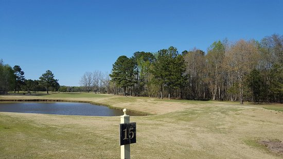 Crosswinds Golf Club: 20170315_164415_large.jpg