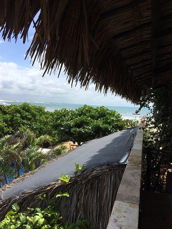 Casa de Areia: Foto da vista da varanda do quarto